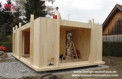 mini holzhaus das design ferienhaus krauss gmbh ahornstr 26 in