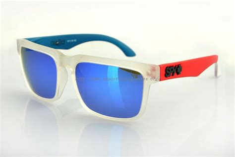 Sunglass Ken Block Black W Blue Lens sunglasses late entry optic by ken block design sunglasses was sold for r176 00 on 25