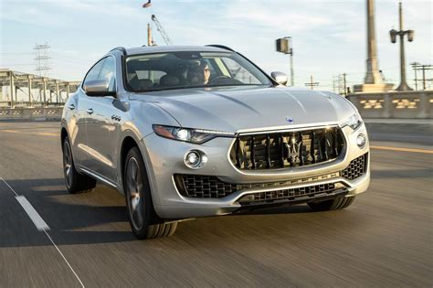 maserati jeep 2017 2017 maserati levante sq4 first test review motor trend