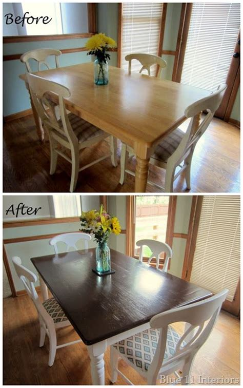 1000 Ideas About Refinish Dining Tables On Pinterest Refinishing Dining Room Chairs