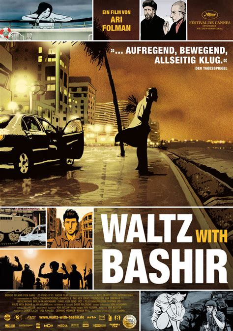 waltz with bashir war documentary meets israeli animation screening movies filmblogwaltz with bashir spurensuche