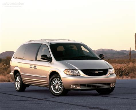 chrysler town country specs 2000 2001 2002 2003 autoevolution