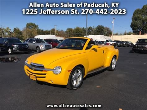 craigslist boats for sale paducah ky chevrolet ssr kentucky vehicles for sale