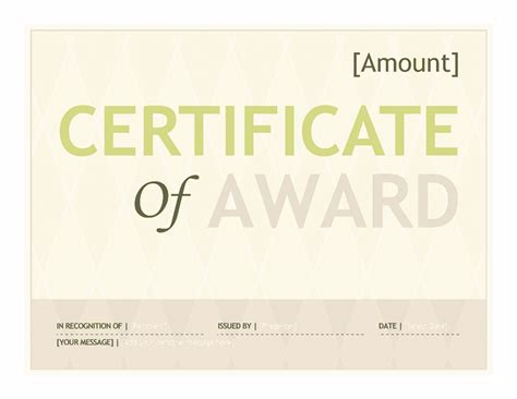 gift certificate template microsoft word gift certificate template word 2016 free certificate