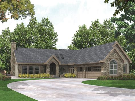 carrollstone country ranch home plan 007d 0116 house