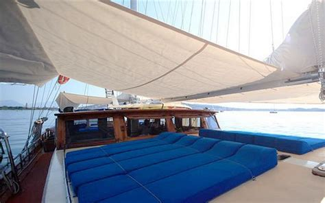 sailing boat bonaventure bonaventura crewed gulet with charter world holidays