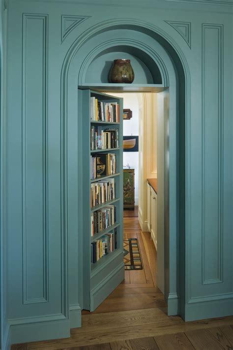 hidden door bookshelf idesignarch interior design