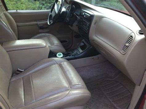 1997 Ford Explorer Interior by Find Used 1997 Ford Explorer 4x4 Eddie Bauer Leather