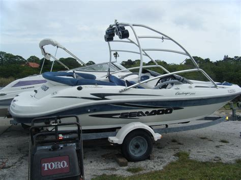 seadoo challenger for sale seadoo challenger boat for sale from usa