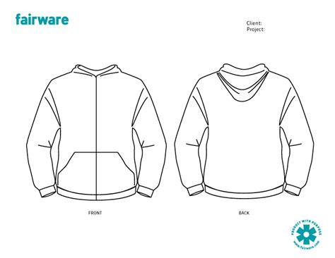 sweater template photoshop design template eco hoodie fairware