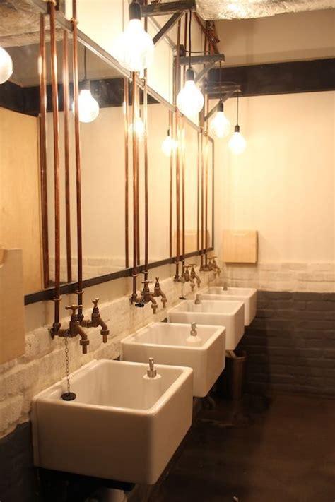 Cing Toilet Design by Caravan King S Cross Toilets Industrail Pinterest