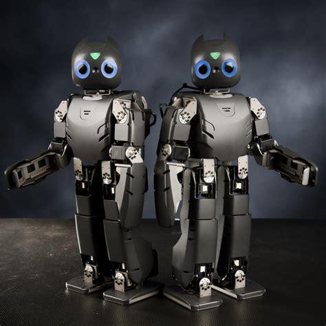 Of Robot romela darwin op open platform humanoid robot for