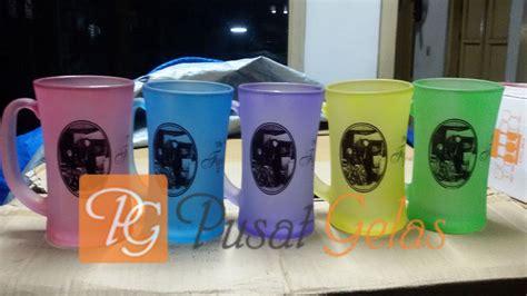 Mug Kaca Printing pusat gelas surabaya pusat penjualan gelas kaca mug keramik gelas sablon gelas doff gelas