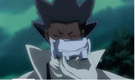 kaname tosen bleach kaname attack bleach anime photo 35731966 fanpop