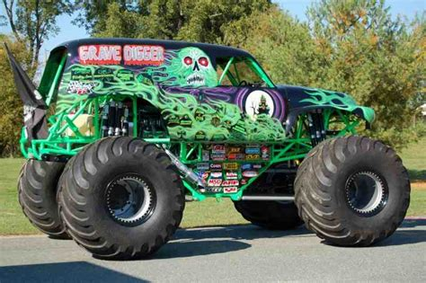 monster trucks grave digger bad to the bone grave digger monster truck monster trucks pinterest