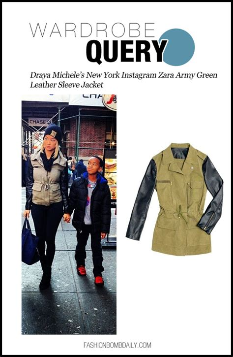 wardrobe query draya michele s instagram the hanger