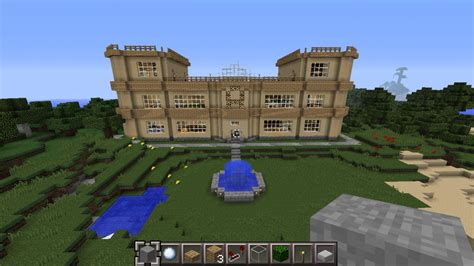 superhero house superhero mansion minecraft project
