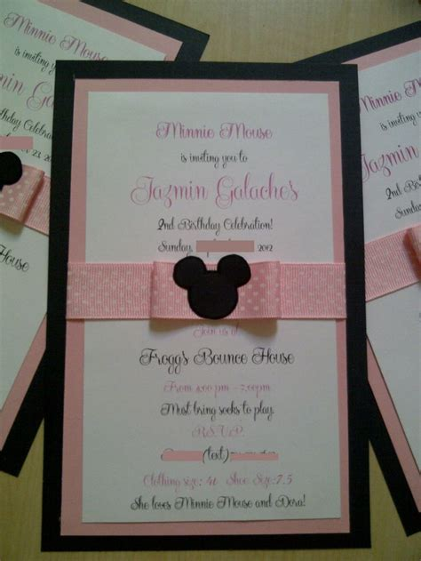 wedding invitation to mickey mouse 239 best images about mickey on mickey
