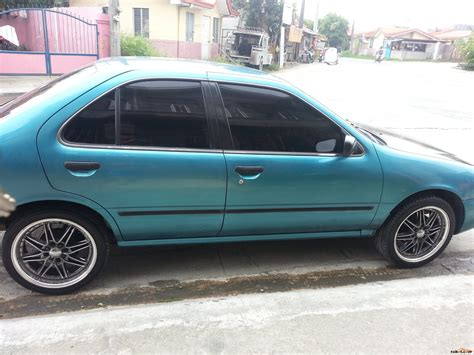 car nissan sentra nissan sentra 1998 car for sale metro manila philippines