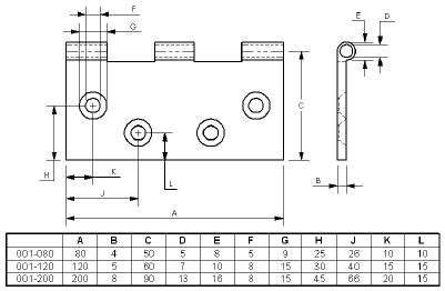Standard Fenstergrößen Tabelle by 2014 Solidworks Help Design Tables In Drawings