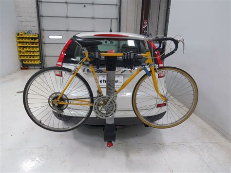 Bike Racks For Honda Crv by 2016 Honda Cr V Yakima Ridgeback 4 Bike Rack 1 1 4 Quot And