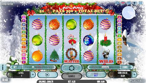 lapland freeslot  click  play