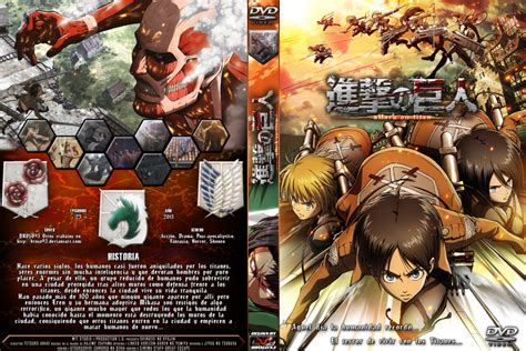 F Animeflv by Shingeki No Kyojin Dvd Custom Mega