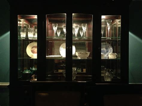 china cabinet with lights china cabinet with lights for the home
