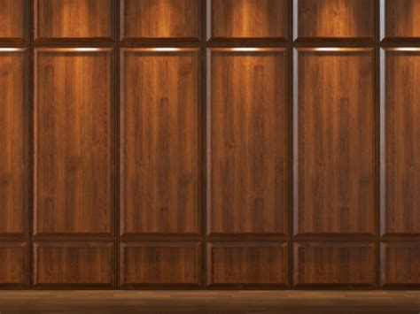 Wood Wainscoting Veneer Wood Paneling Pdf Woodworking