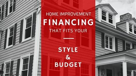 unsecured home improvement financing for contractors 28
