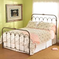 Iron Bed Frame Hillsboro Iron Bed By Wesley Allen Humble Abode