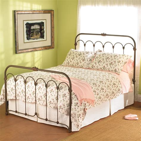 iron bed hillsboro iron bed by wesley allen humble abode