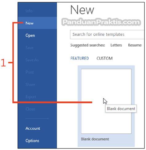 perintah awal membuat mail merge cara membuat mail merge di word 2013