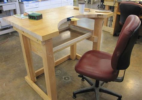 jewelry bench plans jewelers bench building plans woodworking projects plans