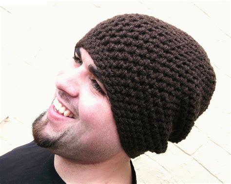 pattern crochet mens hat beanies for men beanie ville
