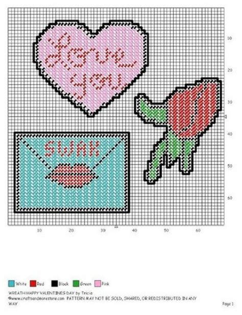 heart pattern plastic canvas 98 best images about plastic canvas valentine s day on
