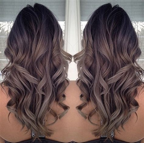 ombre on thin hair 20 eye catching hairstyles for long thin hair