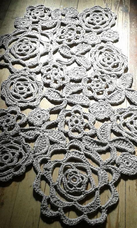 tappeto uncinetto tunisino tappeti fettuccia schemi tappeto artigianale in fettuccia
