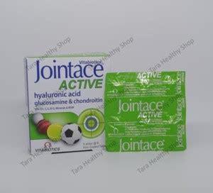 Suplemen Osteoarthritis jointace active 30 tablet salut selaput untuk kesehatan persendian osteoarthritis tara