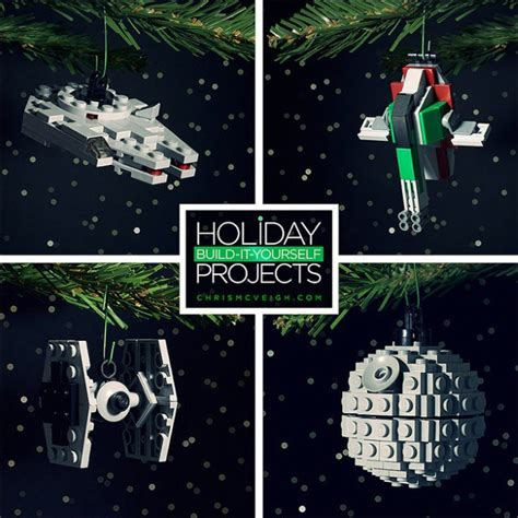 printable star wars christmas decorations 12 geeky holiday crafts to diy this december fun blog