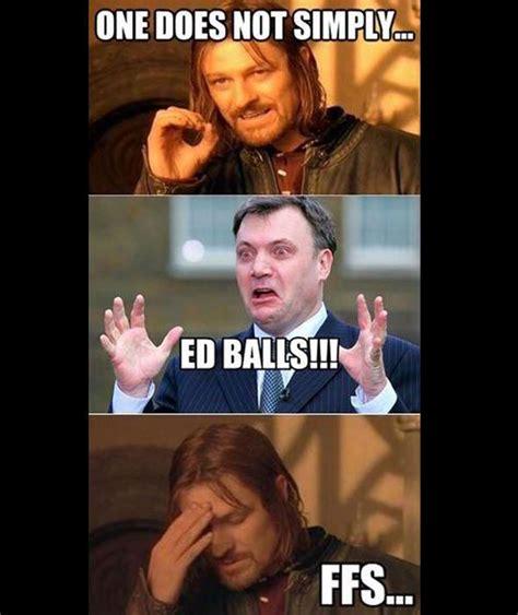 Ed Balls Meme - ed balls funniest memes edballsday memes pictures