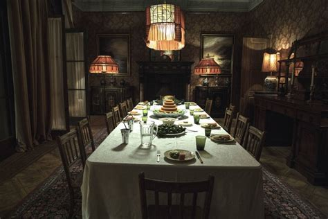 Dining Room Sets Ebay by The Fantastical Filming Locations And Sets Of Miss