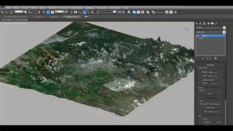 tutorial sketchup google earth creating a highly detailed 3d terrain in 3ds max with