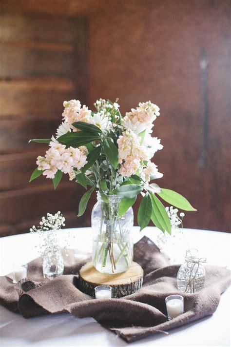 centerpieces for country wedding farm wedding rustic wedding chic