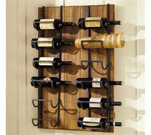 38 best images about wall hanging wine racks on
