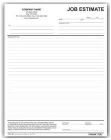 estimate template for mac work estimate template invoices and estimates in pdf