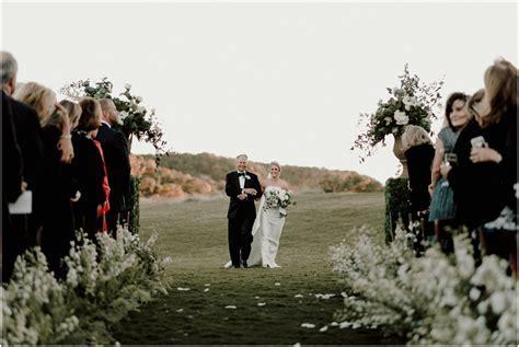 Jenny & Beck   Wedding in Fredericksburg at Boot Ranch