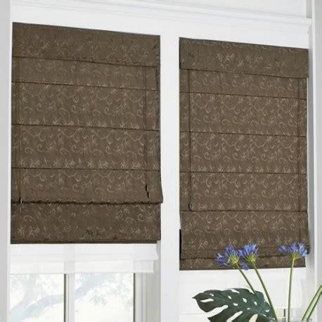 double roman shade curtain draperycom