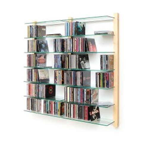 cd regal ahorn cd regal doppelelement aus ahorn holz f 252 r 600 cds