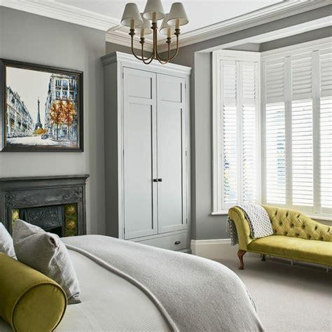 graues und gelbes schlafzimmer 1001 ideen f 252 r schlafzimmer grau gestalten zum entlehnen
